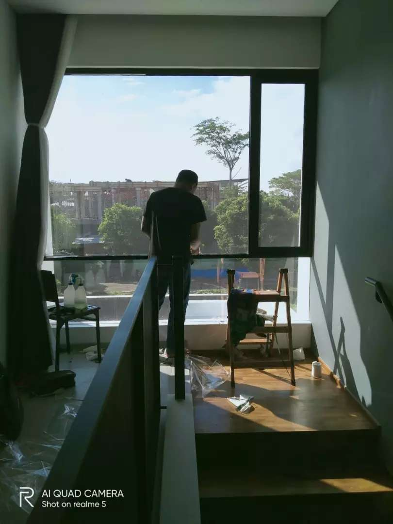 Kaca Film Bangunan Untuk Resto   Cafe   Kantor 0