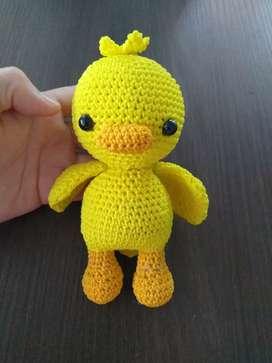Amigurumi boneka bebek