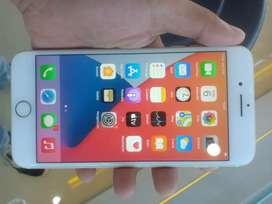 iphone 7+ 128gb garansi internasional