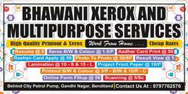 BHAWANI XEROX AND MULTIPURPOSE SERVICES
