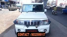 Mahindra Bolero ZLX BS III, 2014, Diesel
