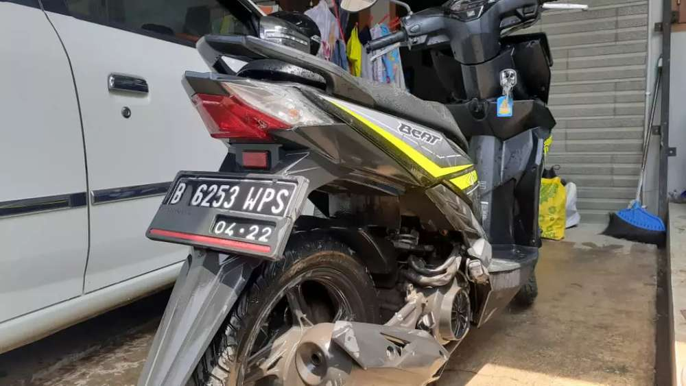 Jual Honda beat esp 2017