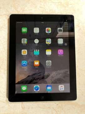 iPad 4 16gb Celuler pake kartu