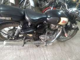 Royal Enfield Classic 350CC at Patna
