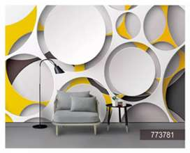 Dinding hias custom wallpaper
