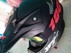 Helmet JPx supermoto