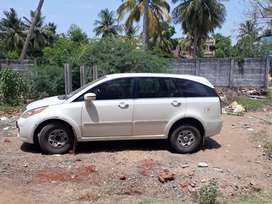 Tata aria 2014 model well maintained car