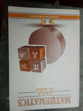 R.D. SHARMA book