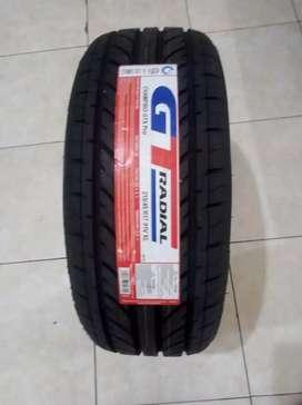 Ban mobil GT Champiro gtx pro 215-45 R17 bisa buat mobil Yaris Avanza