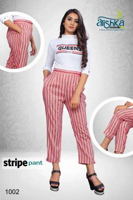 Stylish Stripe Pant