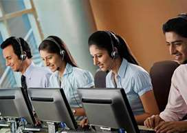 Urgent hiering in Telecom company for male and female candidates