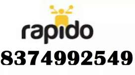 RAPIDO FREE ATTACHMENT IN BIKE/EARN INCOME DAILY WITHOUT TARGETS