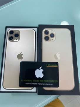 iPhone 11 pro 64GB india with bill box all only 1 day old