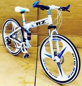 Brand new Foldable Cycle With 21 Gears