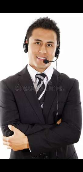 Hiring Staff for Call centre.