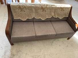 Sofa 5seater with cente table