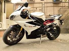 Super bike, sports bike