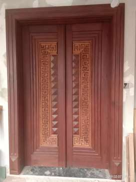 House and commercial paints + doors furniture polish