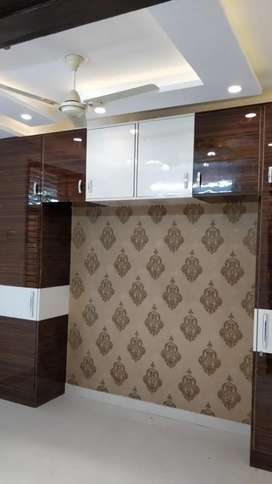 2bhk newly built flat available in Sewak park