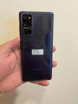 Samsung Galaxy S20 FE Navy Blue second  Mulus