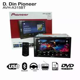 Dvd Pioneer AVH A105