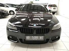 BMW 520d Sedan 2012
