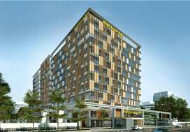 Commercial space with rental income for sale in Hyderabad