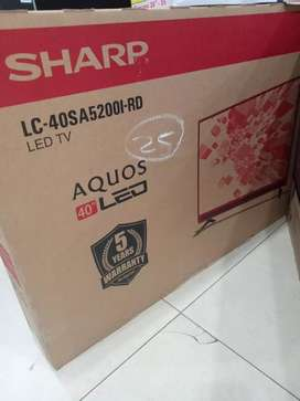 LED Sharp 40 inchi