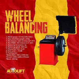 AUTOLIFT WHEEL BALANCING BAN