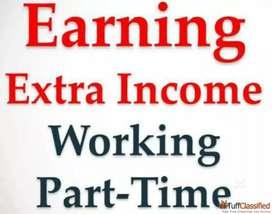 Online job# part time job