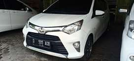Toyota calya G manual 2019