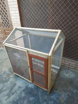 Wooden Cage for sle