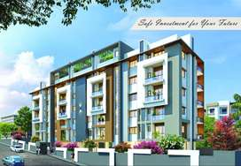 A 3 Bhk flat, located in Bamunimaidam, Guwahati, is available.