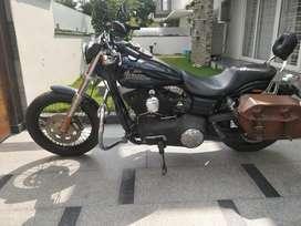 Harley street bob dyna fxdb