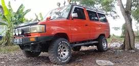 Toyota Kijang Super tahun 86