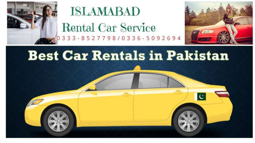 Islamabad Car Rental Service (A project of MBE) 0
