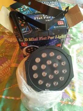Lampu Led Par 18 watt Led Disco