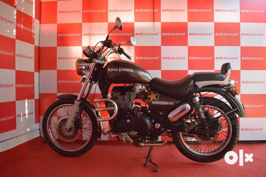 Royal Enfield Thunderbird 350 with Free 6 Months Warranty