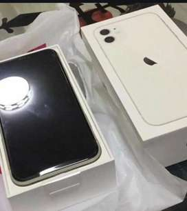 Iphone 11 128gb white 10/10