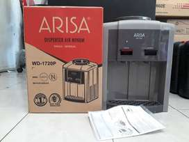 PROMO dispenser air meja arisa hot/ panas normal wd 1720p (jantung acc
