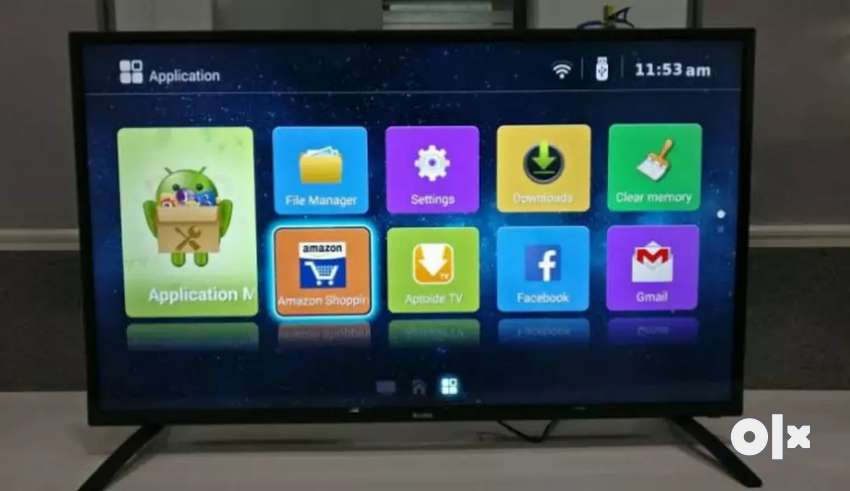 "43"" FULL HD SMART TV JUST RS 16500/- HURRY UP NOW"