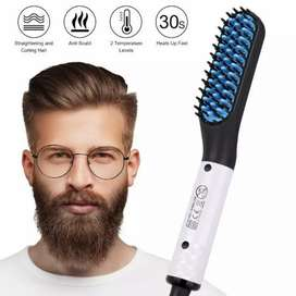 Beard Straightner Comb Deliver All over the Pakistan
