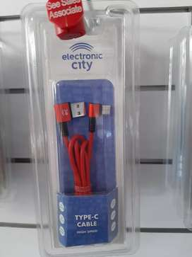 Type C Cable L/RD