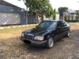 Mercedes benz Th 89 kondisi terawat