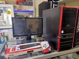 Komputer lengkap siap pakai