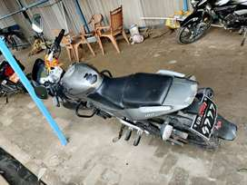 Pulsar 180 with vip number 9777
