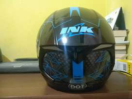 Helm ink Cl max seri 6 blue
