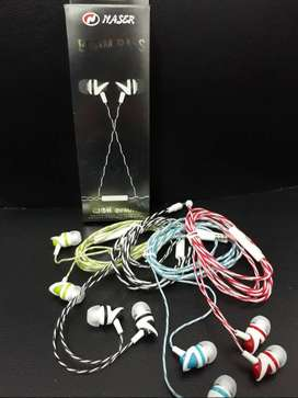 Headset Naser boombass Solo Micro Store