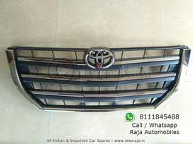 Innova Type 4 Front Chrome Grill OE Type
