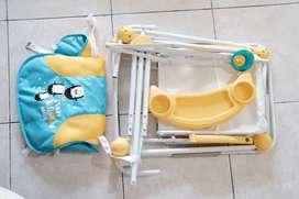Ayunan Bayi Merk Pliko